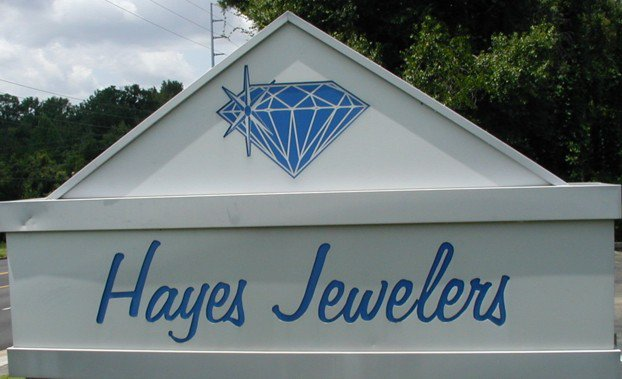 hayes-sign